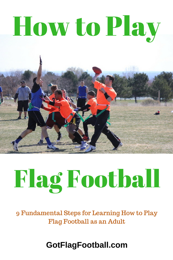How to Play Flag Football for Adults