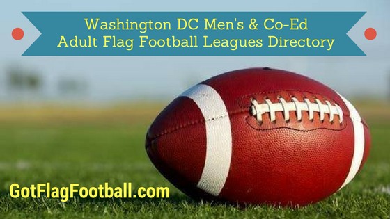 Washington DC Flag Football