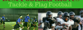 Best Football Gloves for Tackle and Flag Football