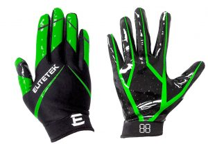 EliteTek RG 14 Football Gloves Review