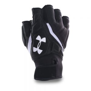 Under Armour Combat IV Half Finger Mens Football Gloves Review