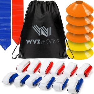 WYZworks Flag Football Kit Review