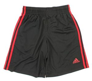 Adidas Big Boys Youth 3 Stripe Mesh Performance Shorts Review