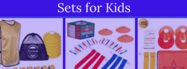 Best Flag Football Kits and Sets for Kids Review
