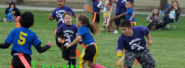 How to Play Youth Flag Football