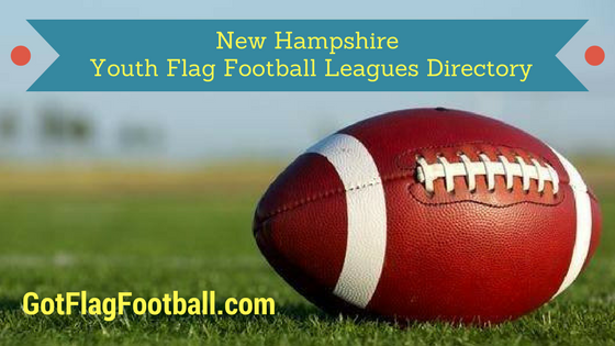 New Hampshire Youth Flag Football Leagues Near Me