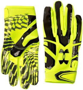 Under Armour Boys F5 Football Gloves Review