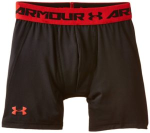 Under Armour Boys Heatgear Armour Fitted Shorts Mid Review