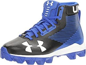 Under Armour Kids UA Hammer Mid RM Jr Football Cleat Review