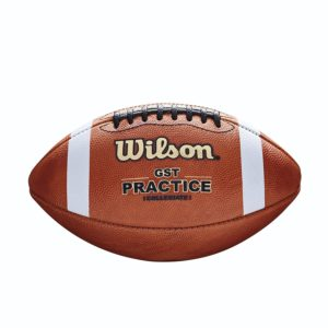 Wilson GST Practice Football Review