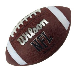 Wilson TDS NFL Official Size 9 Rubber Cover Review
