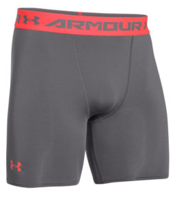 Under Armour Men's HeatGear Armour Compression Shorts-Long Review