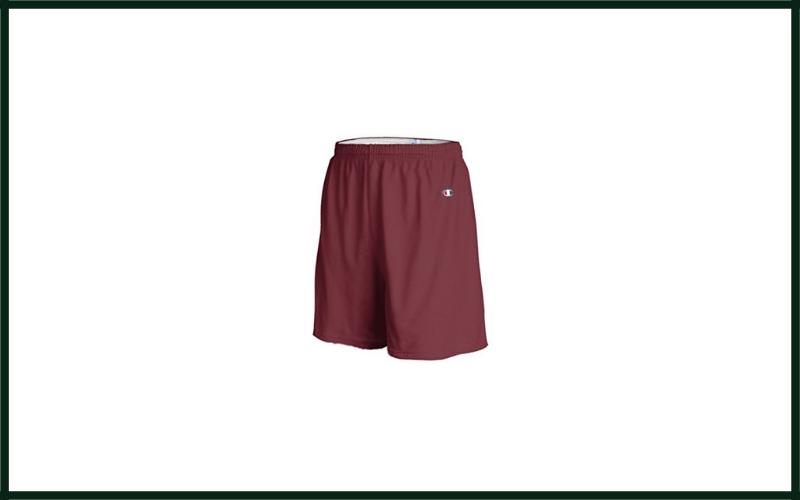 Champion 6.3 Oz Cotton Gym Shorts