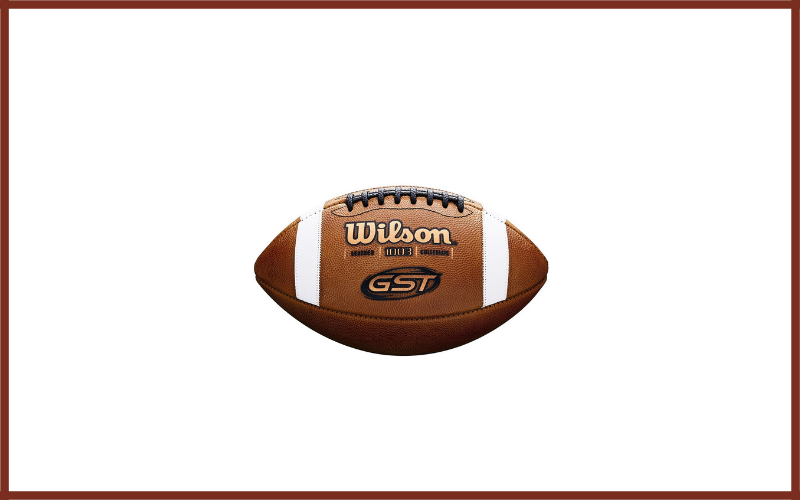 Wilson Gst Official Game Ball Review