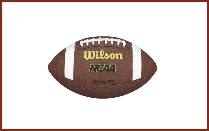 Wilson NCAA Composite Football Review
