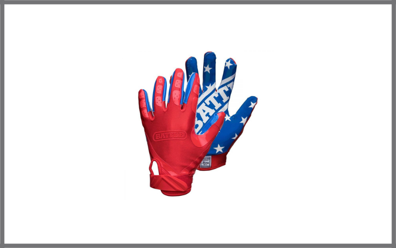 Battle All American Youth Football Gloves Review
