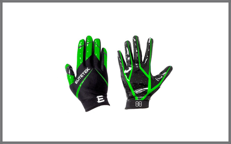 Elitetek Rg 14 Football Gloves Youth Review