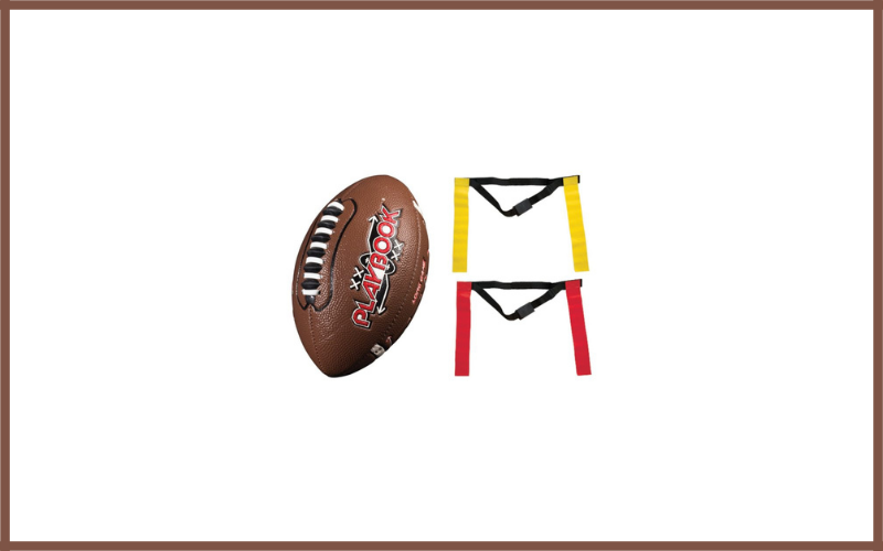 Franklin Sports Mini Playbook Flag Football Set Review