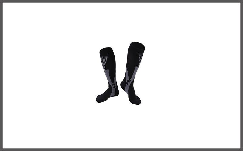 Garma Compression Stretch Magic Football Socks Review