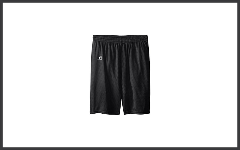 Russell Athletic Big Boys Youth Mesh Short Review