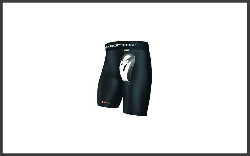 Shock Doctor Boys Core Compression Short With Bio Flex Cup Review