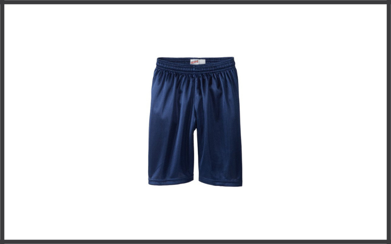 Soffe Big Boys 7 Inch Poly Mesh Short Review