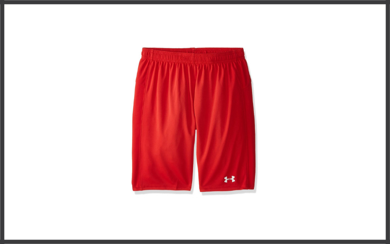 Under Armour Boys Golazo Shorts Review