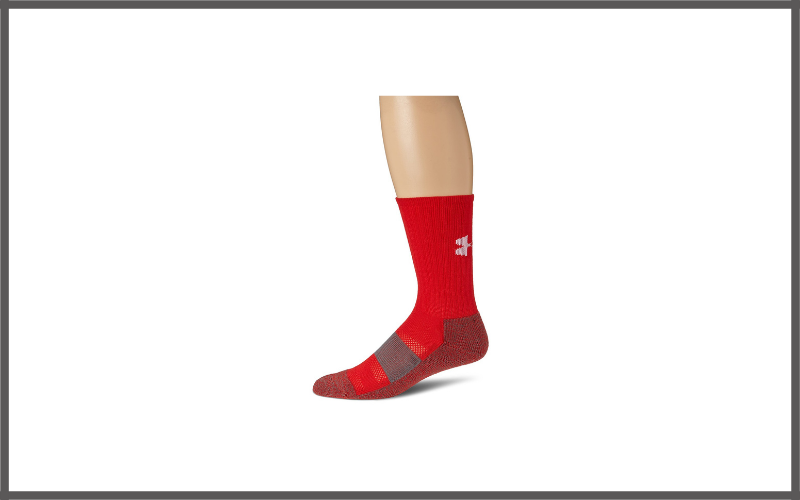 Under Armour Performance Crew Socks Review