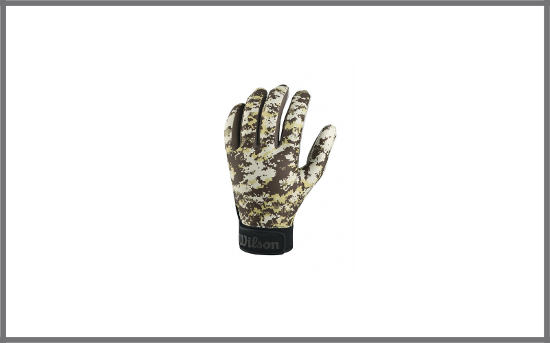 Wilson Sporting Goods Youth Super Grip Special Forces Football Receivers Gloves Review